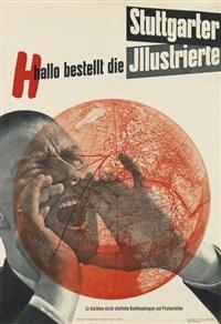 stuttgarter illustrierte by anton stankowski