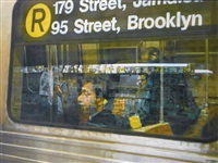 new york subway n2 by semyon faibisovich
