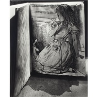 the pool of tears (alice in wonderland series) by abelardo morell