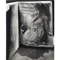 the pool of tears (alice in wonderland series) by abelardo morell