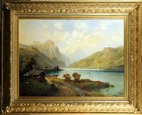 vue de suisse by moritz glaser