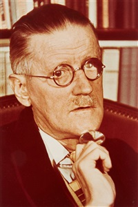 james joyce by gisèle freund