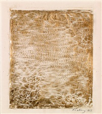 composition in by mark tobey