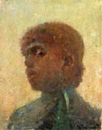 ritratto maschile by serafino macchiati