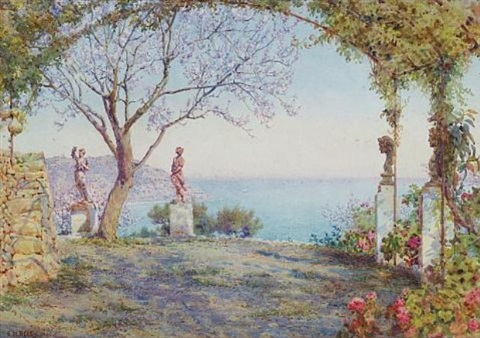 a garden by the italian lakes by edith helena adie
