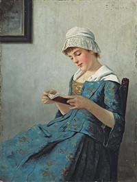 a quiet read by ernst anders