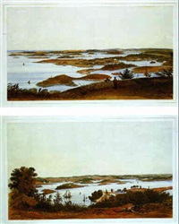 views of the bermudas by colonel edmund gilling hallewell