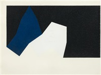 composition géométrique by mel bochner
