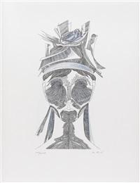 tätowierungen (15 works) by wolfgang hutter