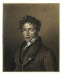 eduard ludolff (1798-1843), kammergerichtsrat in berlin by franz krüger