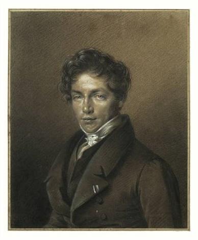 eduard ludolff 1798 1843 kammergerichtsrat in berlin by franz krüger