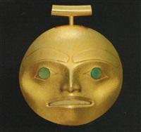 moon pendant by robert charles davidson
