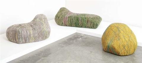 soft rocks seating units set of 3 by tanya aguiniga