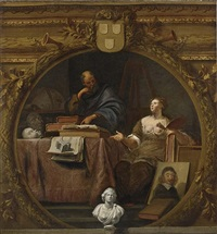 an allegory of the liberal arts by jan erasmus quellinus