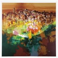 paesaggio by francesco basile