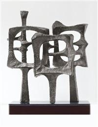 patung elemen estetik (study of esthetic principles) by but mochtar
