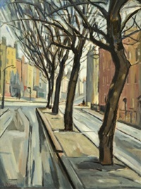 sunday, baggot street by kitty wilmer o'brien