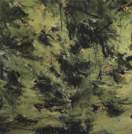 lily pads by john alexander