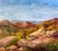 mountain sanctuary ii by richard john templeton smith