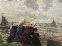 at the pier by hubert ritzenhofen