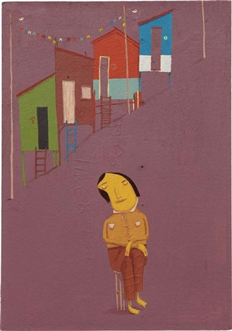 untitled by os gemeos