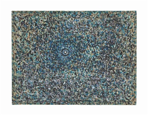 night sky by richard pousette dart