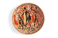 les trois garçons à l'écharpe jaune (le satiricon) by jean cocteau