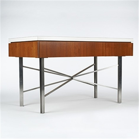 console from the torno penthouse by philip cortelyou johnson