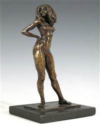 dancer 2 by ronald cameron