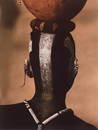 water carrier by leni riefenstahl