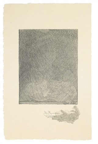 untitled after holbein by jasper johns