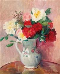 vase de fleurs by paule gobillard