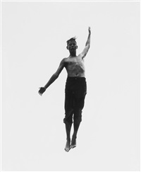 pleasures and terrors of levitation 65 by aaron siskind