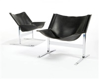 pair of chairs by max jules gottschalk