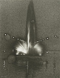 fountain. paris by ilse bing