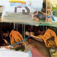china factory worker by gyula konkoly