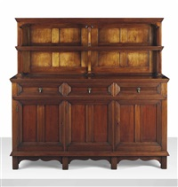 sideboard by philip webb
