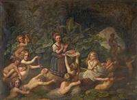 the fairies by eduard steinbruck