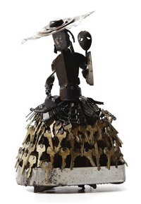 ball costume by olu amoda