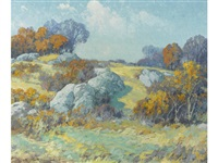 rockridge autumn by maurice braun