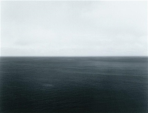 baltic sea rugen by hiroshi sugimoto