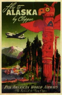 fly to alaska by clipper by mark von arenburg
