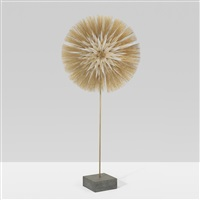 untitled (dandelion) by harry bertoia