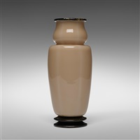 incamiciato vase by tomaso buzzi