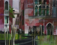 le grand canal, venise by camille hilaire