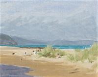 lorne beach by archibald douglas colquhoun