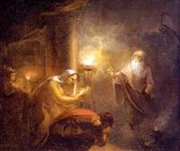 uskonnollinen aihe by alexander laureus