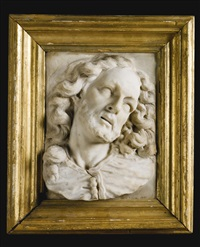 head of christ by michele fabris