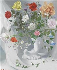 flower by anna katrina zinkeisen