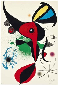 oda a joan miró by joan miró